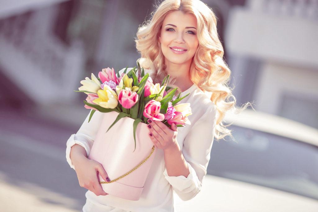 Фото заказа цветов в Кривом Роге