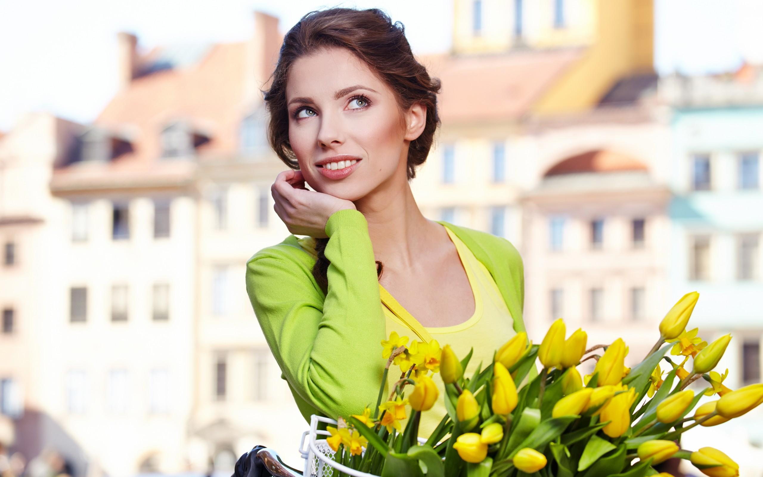 Фото доставки цветов в Херсоне