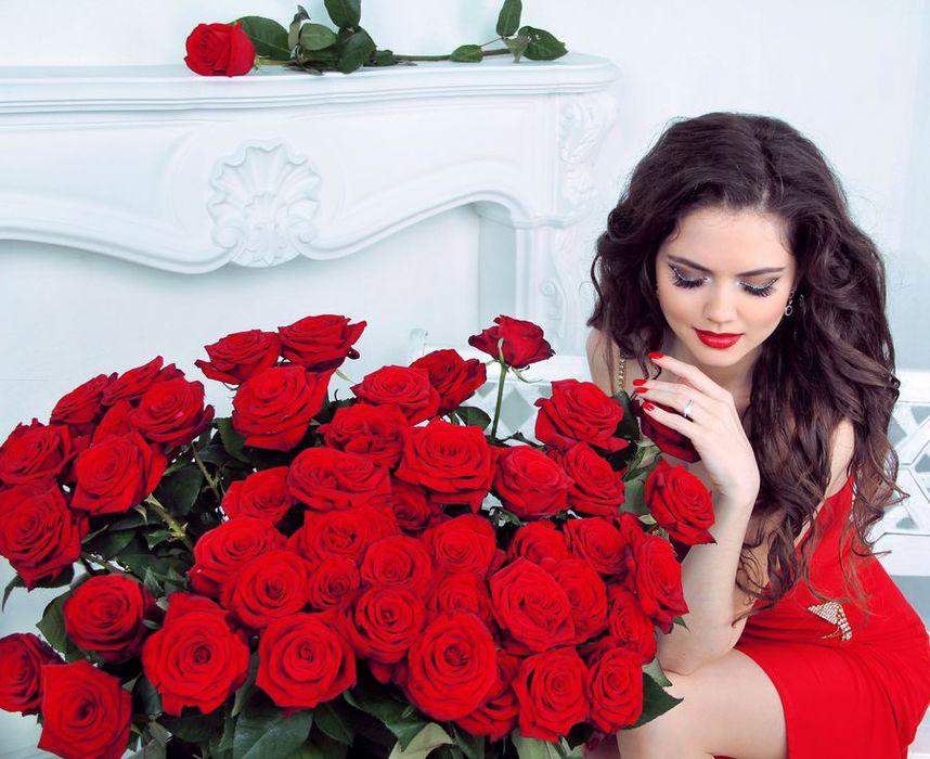 Фото заказа 101 розы