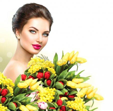 Фото заказа цветов в Славянске