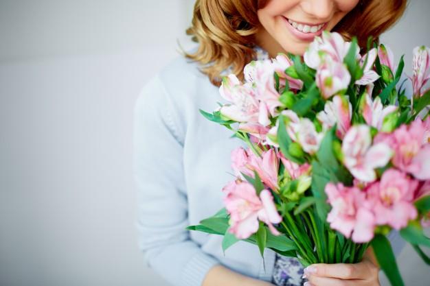 Фото заказа цветов в Лисичанске