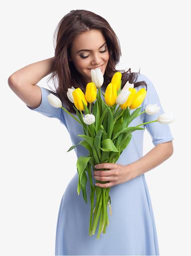 Заказ цветов в Украине фото
