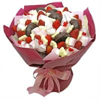 Bouquet of sweets