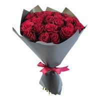 Bouquet of 29 red roses