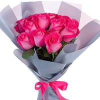 Pink roses imports