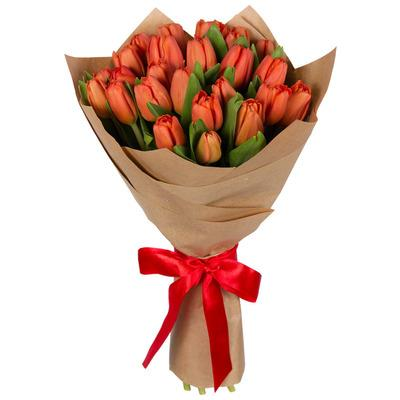 Bouquet of 21 Tulips